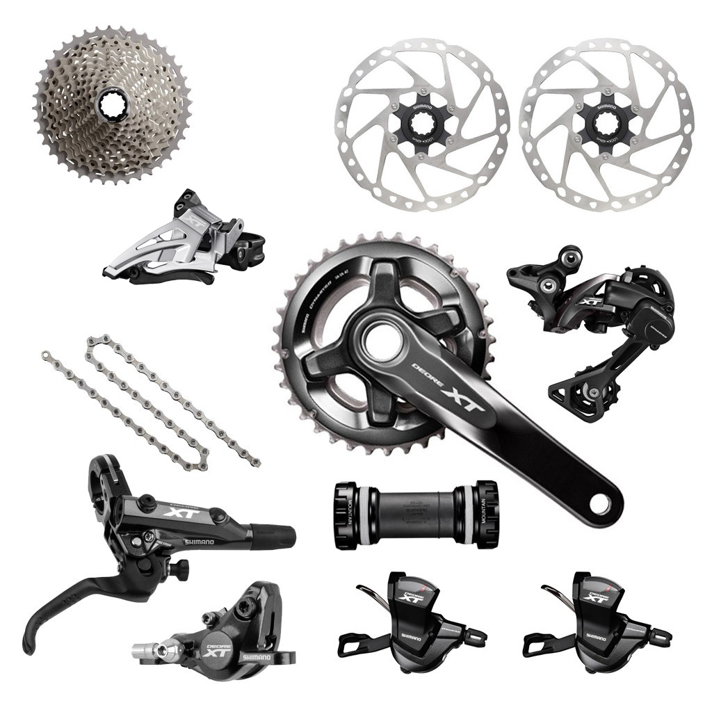 0902da391f2 SHIMANO XT 1 / 2 X 11SPEED GROUPSET – S2Hcycle | MTB | Road | TRI | Run