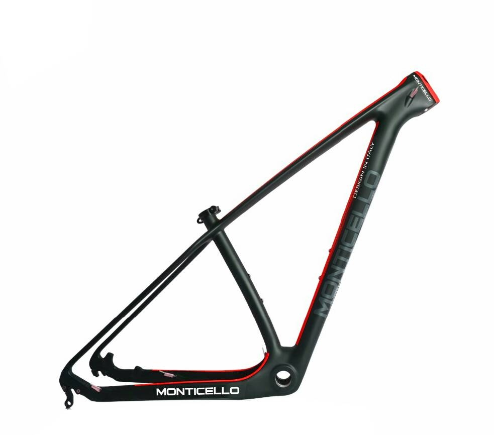 MTCL-FRM50M MONTICELLO T1000 CARBON MTB FRAME 27/29 – S2Hcycle | MTB ...