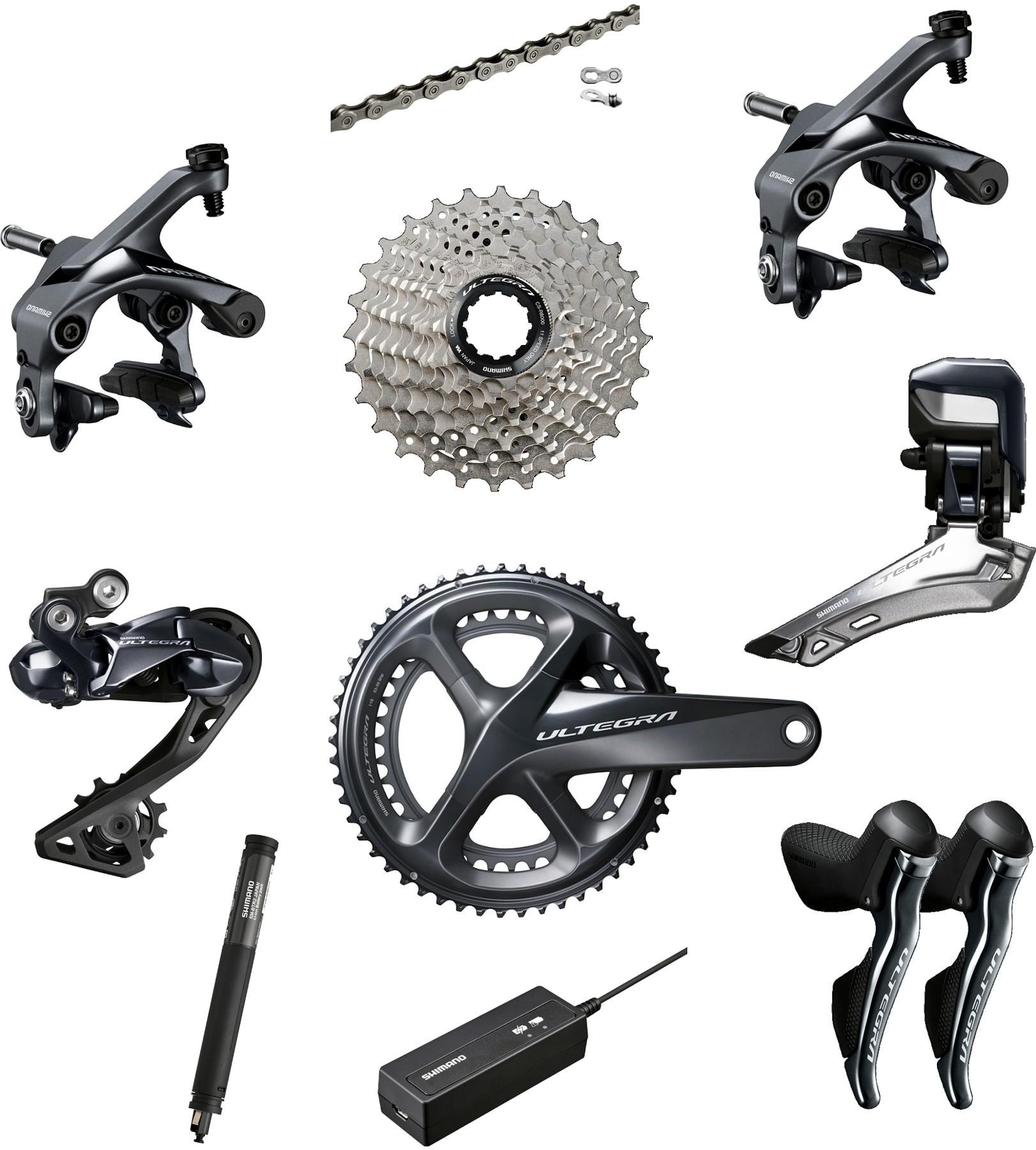 de0a6e7bd1d SHIMANO ULTEGRA R8050 DI2 2X11 GROUPSET – S2Hcycle | MTB | Road ...